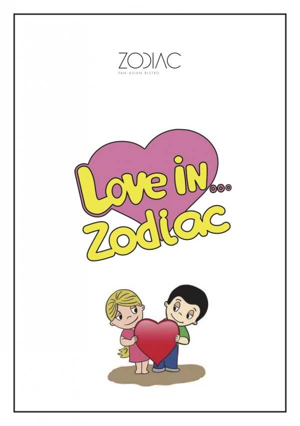 Love in Zodiac